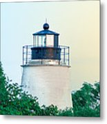 Piney Point Maryland Lighthouse Metal Print