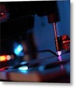 Plasma-assisted Desorption Ionisation Metal Print