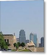 Plaza Kc Metal Print