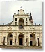 Polirone Abbey Metal Print