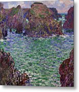Port-goulphar Metal Print