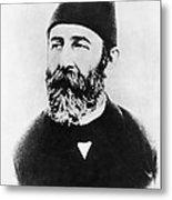 Portrait Of Djemal Pasha Metal Print