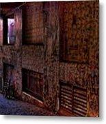 Post Alley - Seattle Metal Print