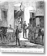Presidential Election, 1864 Metal Print