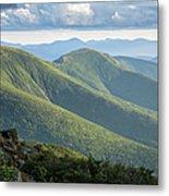 Presidential Range - White Mountains New Hampshire Metal Print