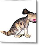 Protoceratops Dinosaur Metal Print