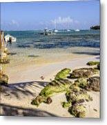 Punta Cana Beach Metal Print