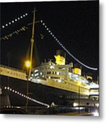 Queen Mary - 12122 Metal Print
