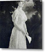 Queen Mary (1867-1953) Metal Print