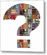 Question Symbol Showcasing Navinjoshi Gallery Art Icons Buy Faa Products Or Download For Self Printi Metal Print