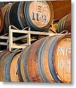 R Stuart Wine 21096 2 Metal Print