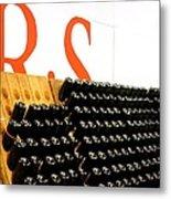 R Stuart Wine 21126 Metal Print