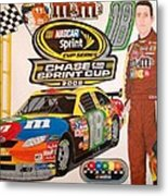 Race For The Cup 2008 Metal Print