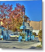 Raleigh Studios Hollywood Ca Film Production Stages Metal Print