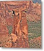 Rim Rock Colorado Metal Print