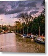 River Medway Metal Print
