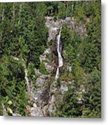 Roaring Brook Falls Metal Print