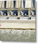 Robert Moses Niagara Hydroelectric Power Station Metal Print