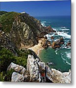 Roca Cape Metal Print