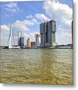Rotterdam Metal Print