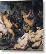Rubens, Peter Paul 1577-1640 Metal Print by Everett