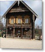 Russian Village - Potsdam Metal Print