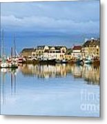 Saint-vaast-la-hougue Normandy France Metal Print
