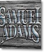 Samuel Adams Metal Print