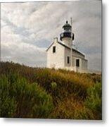 San Diego Lighthouse Metal Print