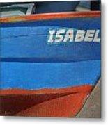 Santa Rosalia Harbor 12 Metal Print