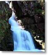 Scotish Waterfall  Metal Print