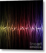 Scratch Metal Print by Blink Images