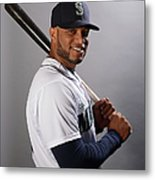 Seattle Mariners Photo Day Metal Print
