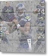 Seattle Seahawks Team Metal Print