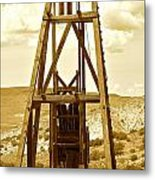 Simon Mine Metal Print