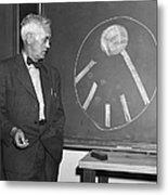 Sir Alexander Fleming Metal Print