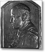Sir Ronald Ross (1857-1932) Metal Print