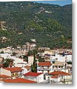 Skiathos Island Greece Metal Print