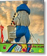 Slush Puppie Metal Print