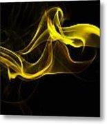 Smoke 3 Metal Print