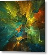 Somewhere In The Universe Metal Print