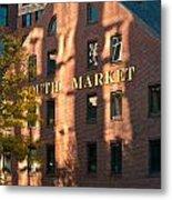 South Market Metal Print