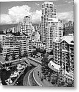 South Vancouver Bc Canada Metal Print