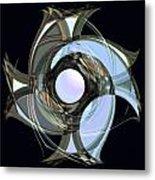 Spinners 7 Metal Print