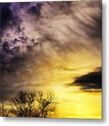 Spring Sunrise  Metal Print