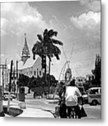 St. George's Cathedral - Georgetown Guyana Metal Print