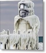 St. Joseph Pierhead Light Metal Print