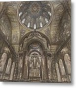 St. Louis Missouri Cathedral Basilica Metal Print