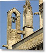 St Marthe Collegiate Church, France Metal Print