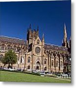 St. Mary's Cathedral Metal Print